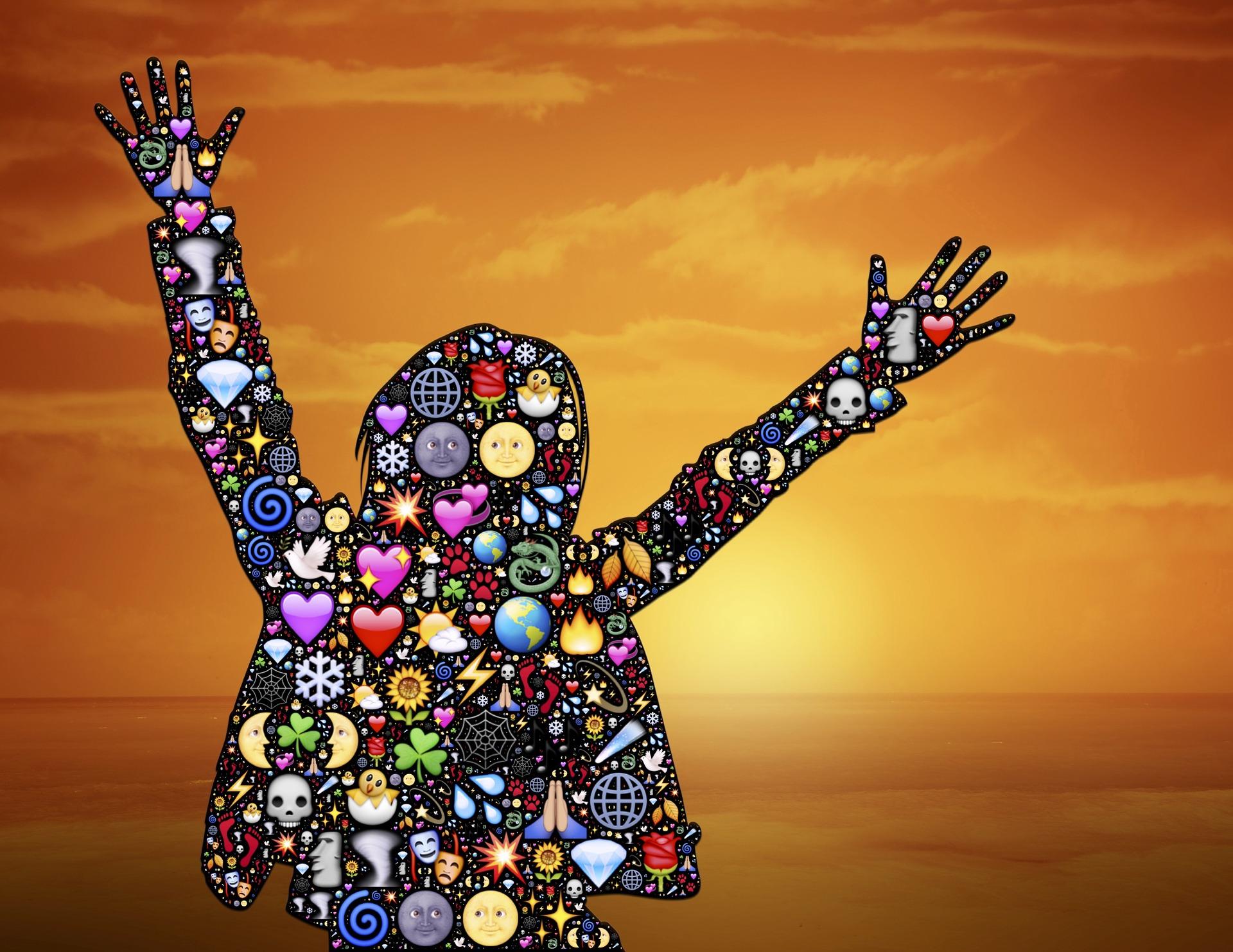 Ein Bild zum Thema Dankbarkeit